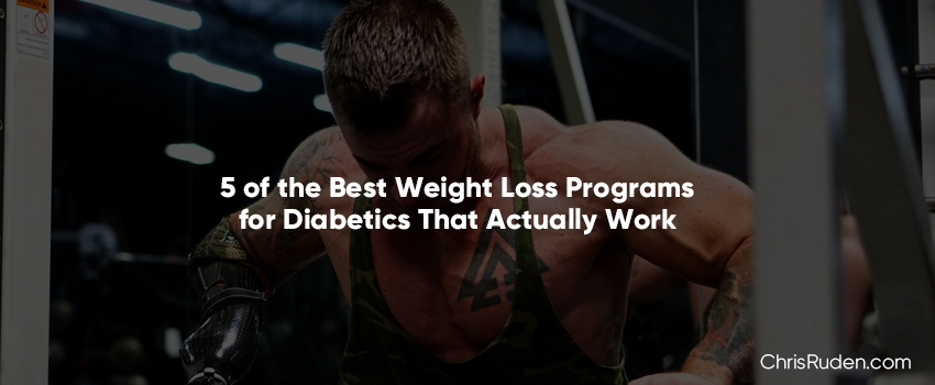 5 Of The Best Weight Loss Programs For Diabetics That Actually Work
